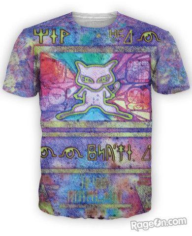 4863f61d128 Ancient Mew T-Shirt