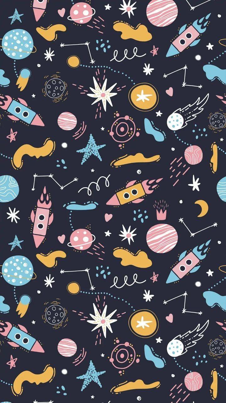 Pin Oleh Sara Michelle Di Walp Uwuu Lukisan Abstrak Latar Belakang Animasi Pemandangan Khayalan