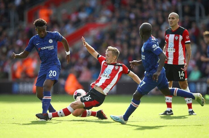 Chelsea Vs Southampton Predictions As Much Of A Sure Thing Chelsea Vs Southampton Preview Of Boxing Day Cl In 2020 Chelsea Match Chelsea Players Southampton Football