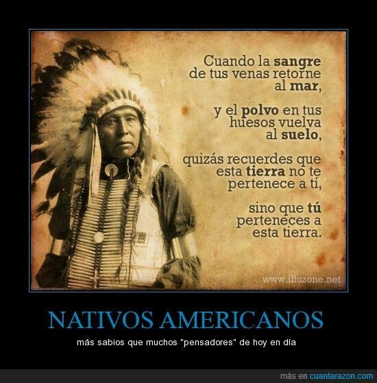 American Native Indians
