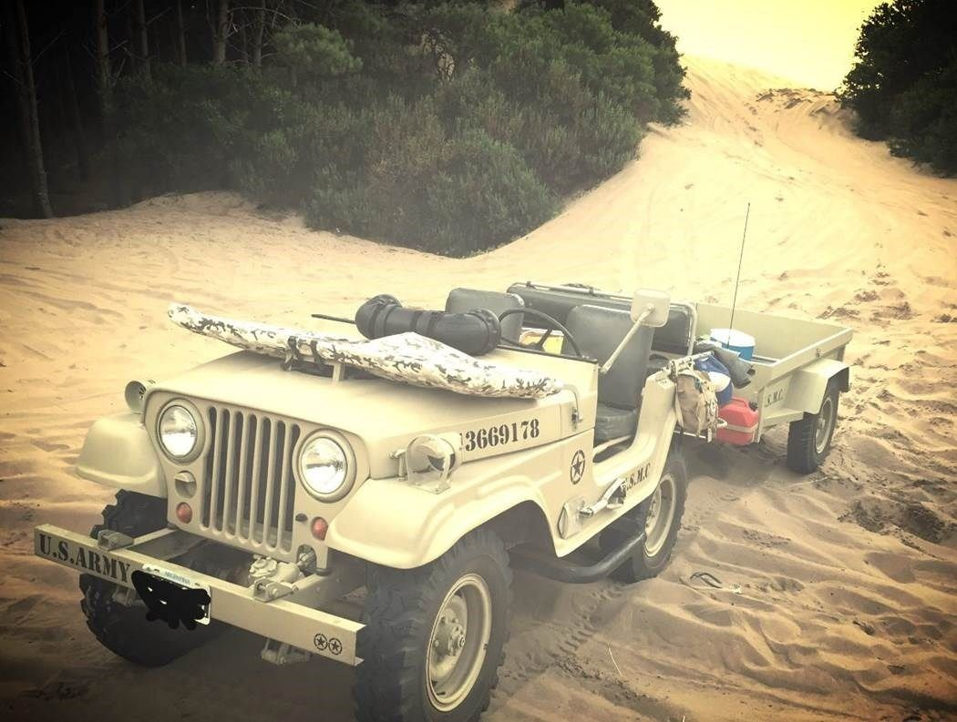 Vendo el mejor jeep kaiser willys tipo ika a o 1980 5000 km