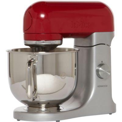 découvrez l'offre robot pâtissier kenwood kmx51 kmix rouge avec