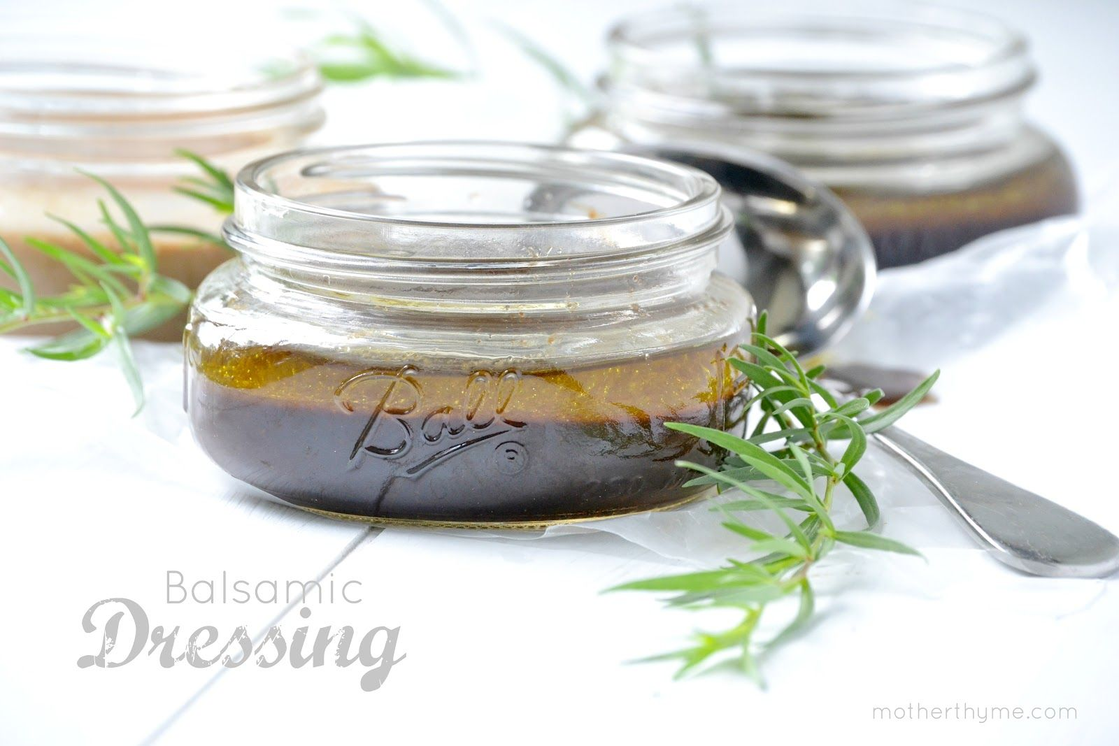 balsamic dressing | mother thyme