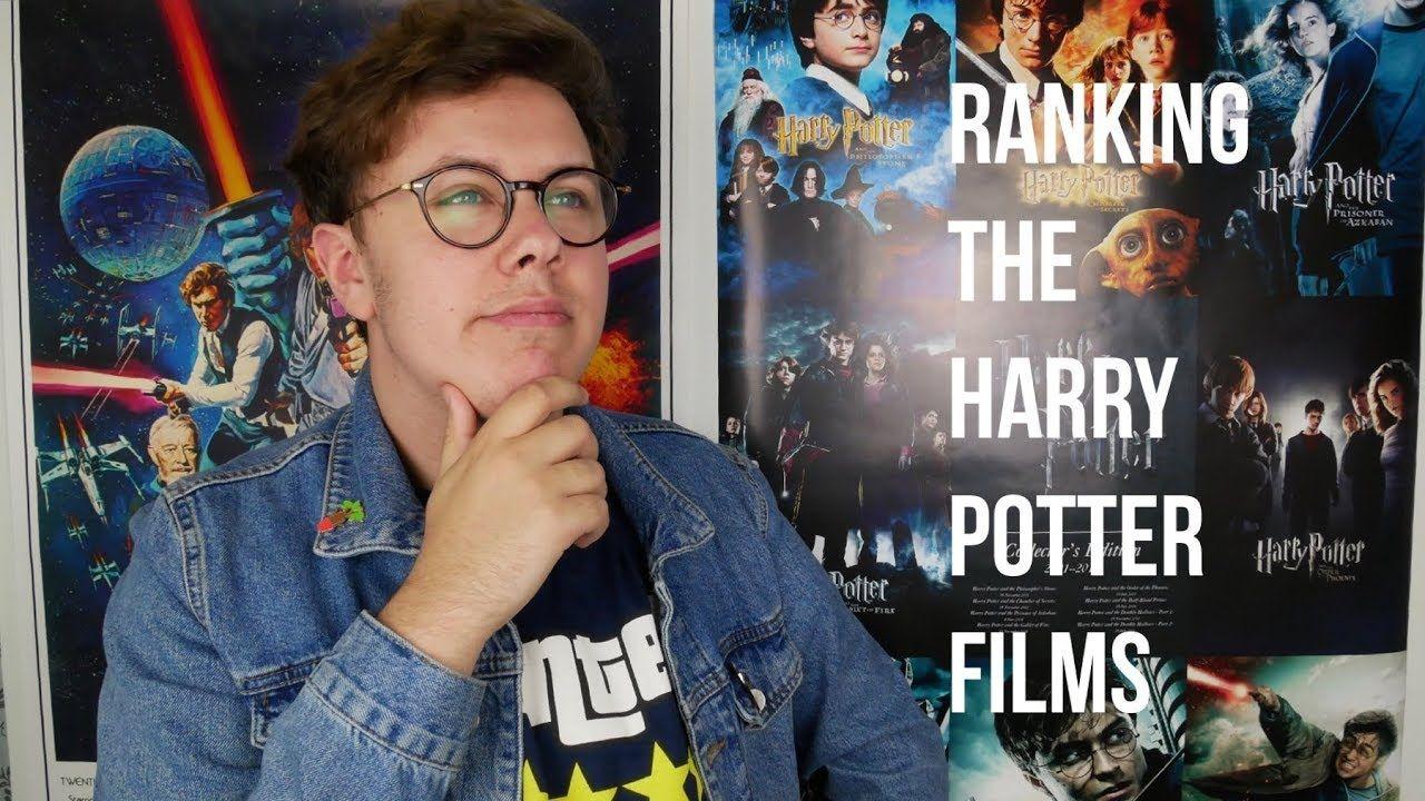 Every Harry Potter Film Ranked Harry Potter Film Harry Potter Film