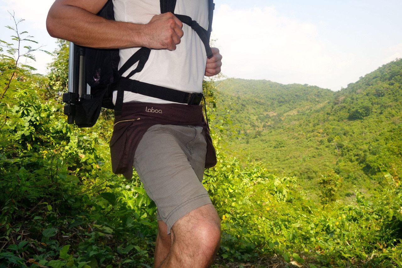 Ceintures à poches pratiques randonnée   Sac ceinture RANDONNÉE ... bf566b36ed8