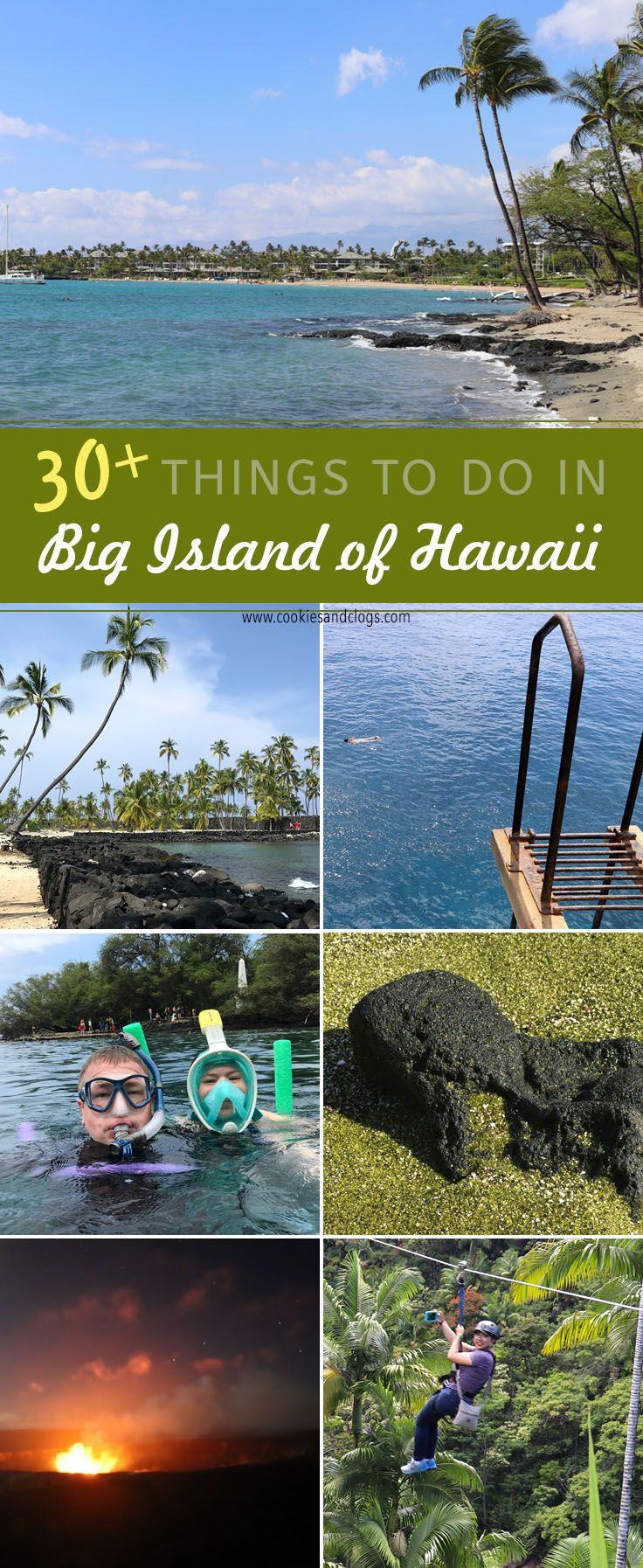 Family Friendly Things To Do On The Big Island Of Hawaii Travel Tips