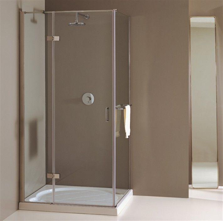 Box doccia AC6 Inward opening door for small shower