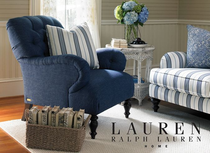 Willowwood Road Elmset Chair | From Lauren Ralph Lauren Exclusively At  Havertys. Come See Me