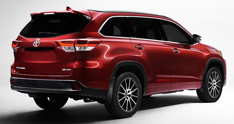 New 2017 Toyota Highlander Changes Release Date Price Is Expected To Stamp