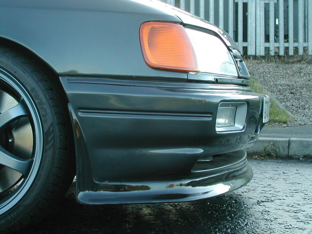 Sapphire Cosworth Carbon Front Splitter Google Search Ford