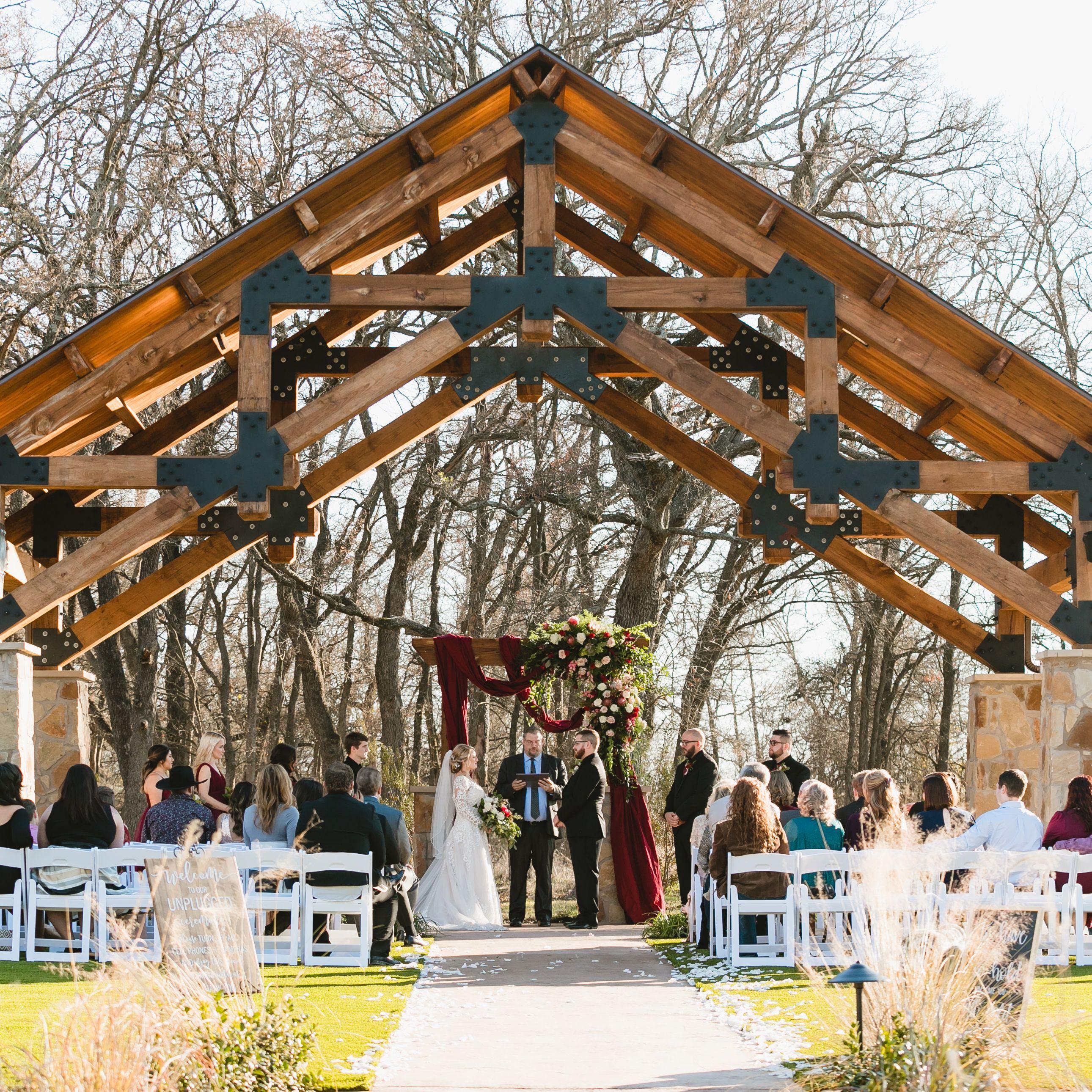 Alvarado Wedding Venue in 2020 | Modern wedding ...