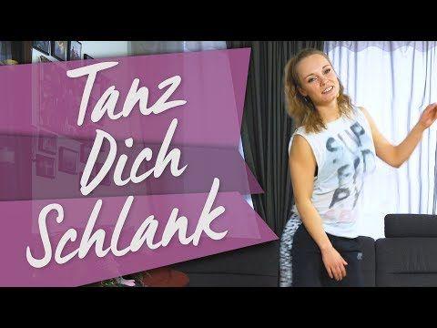 Abnehmen durch Tanzen // House Dance-Work out für Zuhause #balletfitness