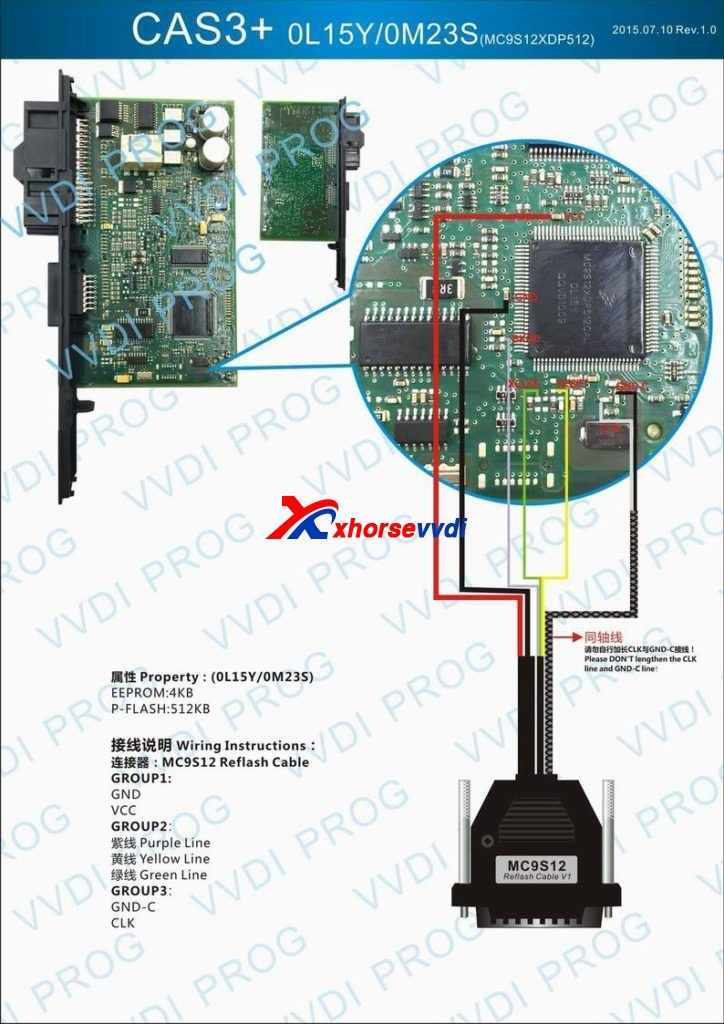Can I Use Vvdi Prog To Read Bmw Cas2 Cas3 Cas3 Cas4 Ecu รถยนต