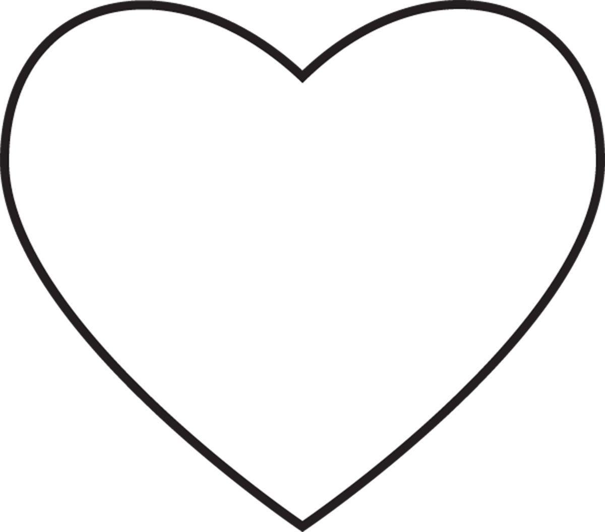 Pin Van Susanne Op Beauty En Nagelstudio Orchi D Hart Sjabloon Valentijn Knutselen Volwassenen Hart Vormen