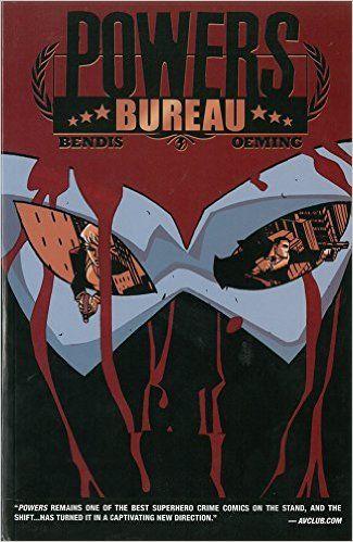 Powers Bureau Icons By Brian Michael Bendis Icon Comics Comix