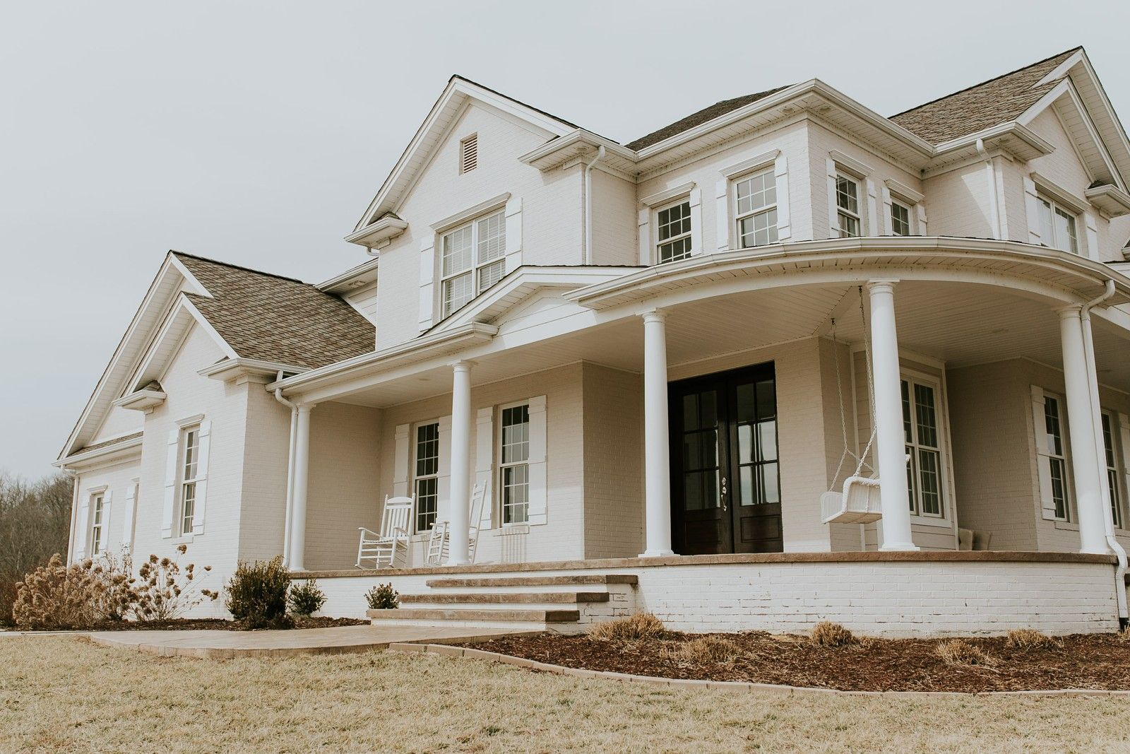 Four bedrooms and a magnificent wraparound porch