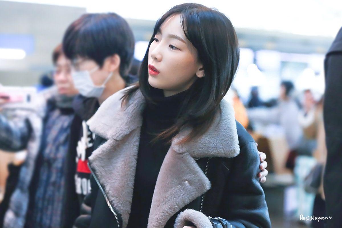 Taeyeon Bangs 2017