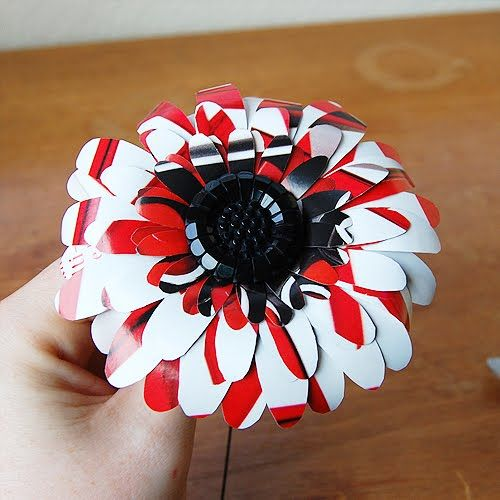 The Craftinomicon: Paper Gerbera Daisies