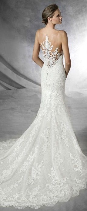 820968fb6 Pronovias 2016 Bridal Collection - Belle The Magazine Vestidos De Novia  Largos