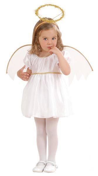 64903411f56 Toddler Little Angel Christmas Costume 4933G | Karnival Costumes ...