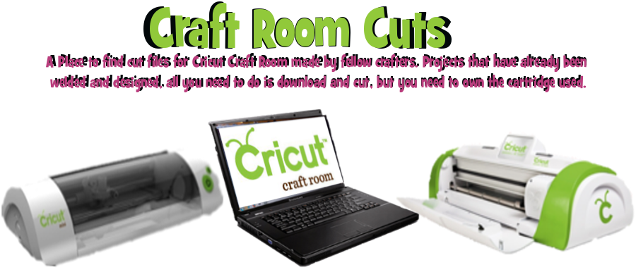 Free Cricut Craft Room: Great Blog For Free Cut Files To Use In CCR!!