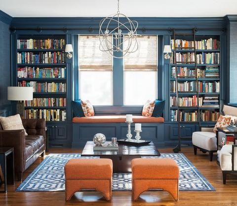 Swoon Worthy Nooks for Book Nerds