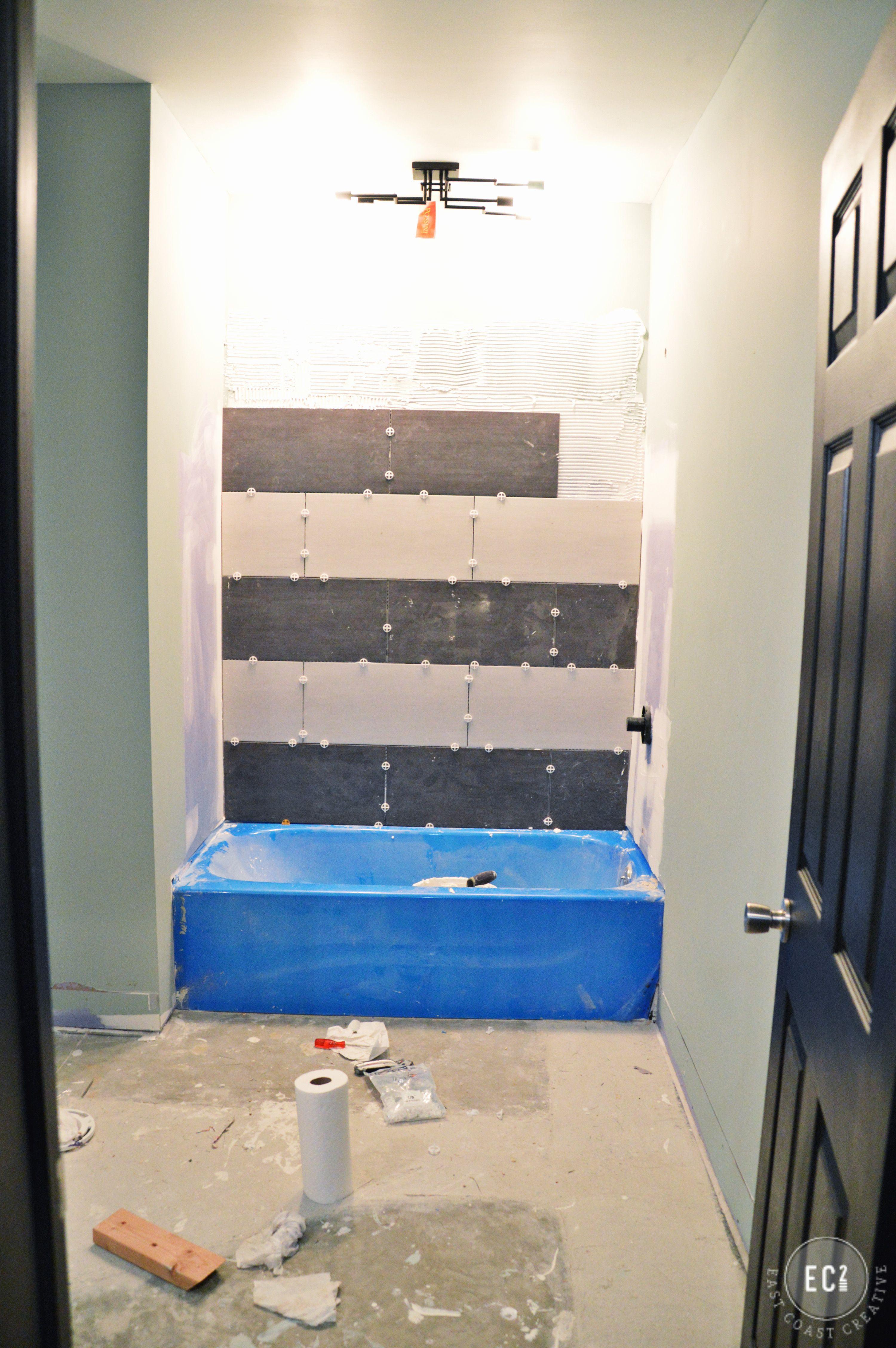 Tips & Tricks for Installing Tile - East Coast Creative Blog   DIY ...