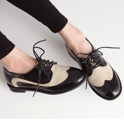 calzado mujer modelo oxford de verano - Buscar con Google  8ee84c77c292