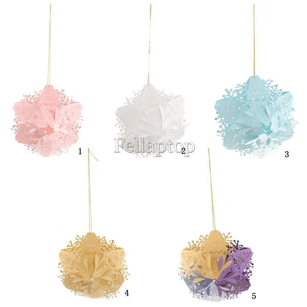 3.35 GBP - Paper Hanging Ceiling Ornaments Lampshade Lantern ...