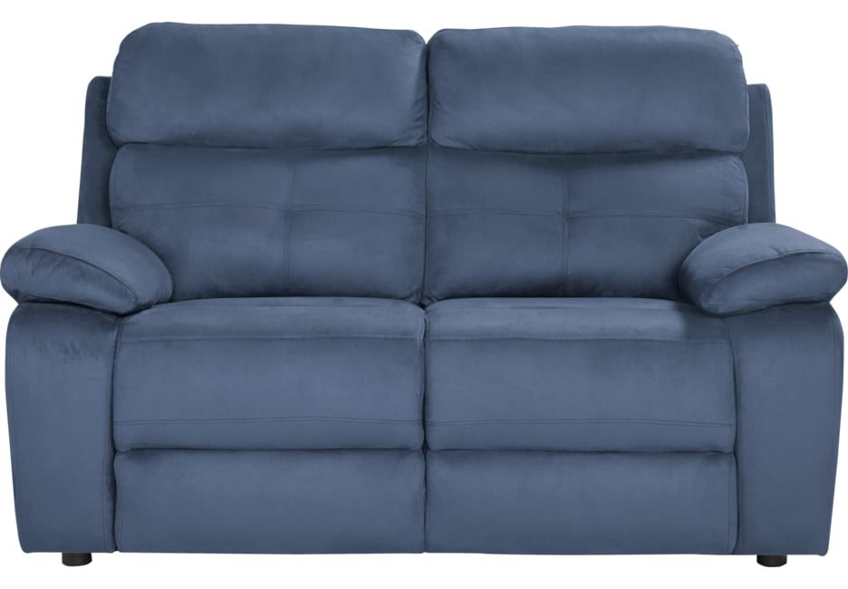 Best Corinne Blue Loveseat Loveseat Blue Loveseat 400 x 300