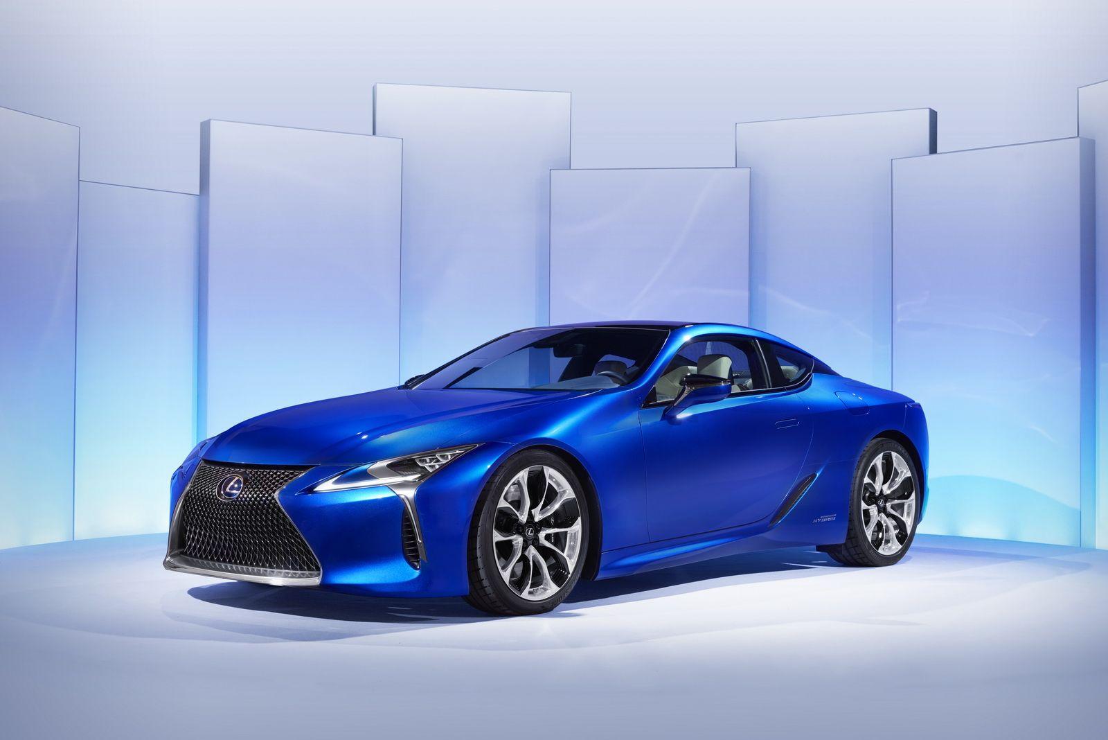 2018 lexus lc 500 blue. the manufacturer of 2018 lexus lc 500 h, got its inspiration from daimler chrysler. lc blue m