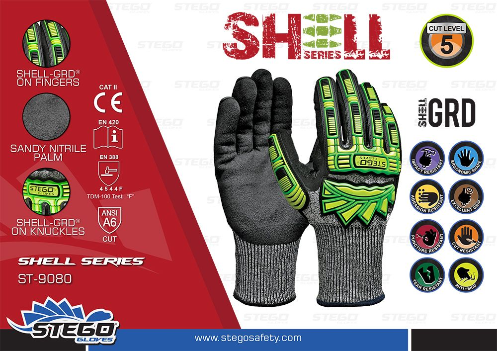 Stego added ST9080 in it's shell series to provide