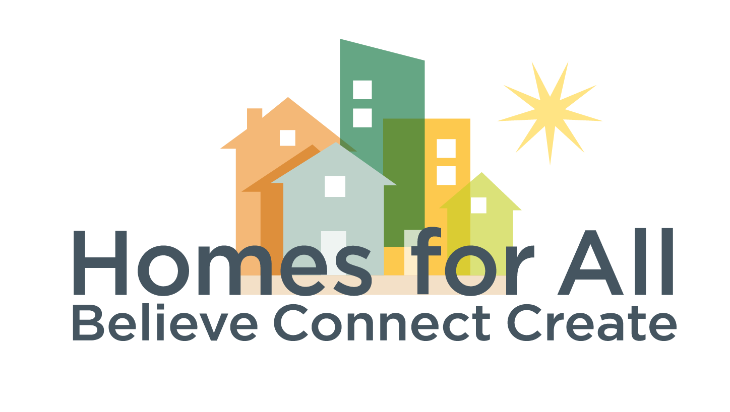 AFFORDABLE HOMES FOR ALL logo