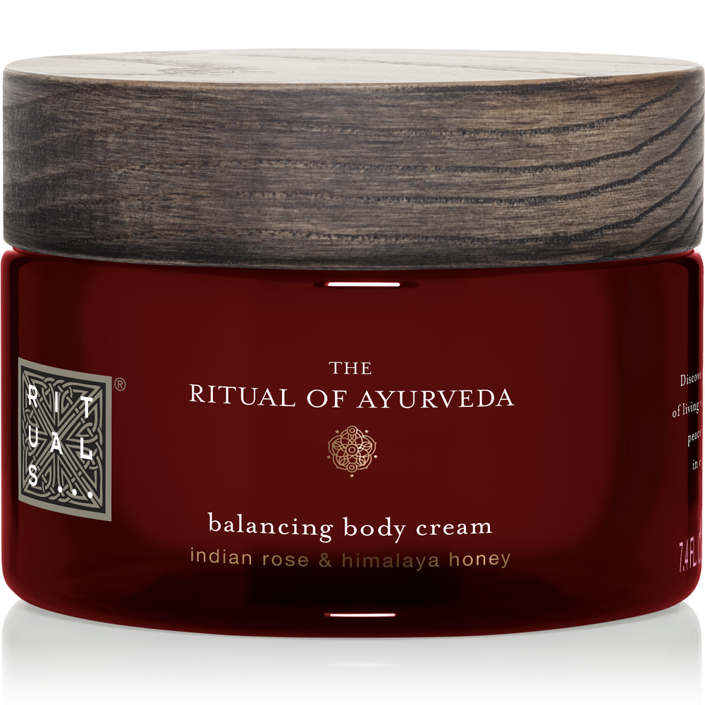 The Ritual Of Ayurveda Body Cream In 2020 Body Cream Ayurveda Body