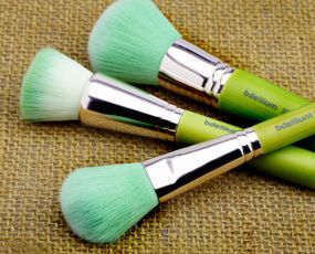 How to make the most of your make up brushes.