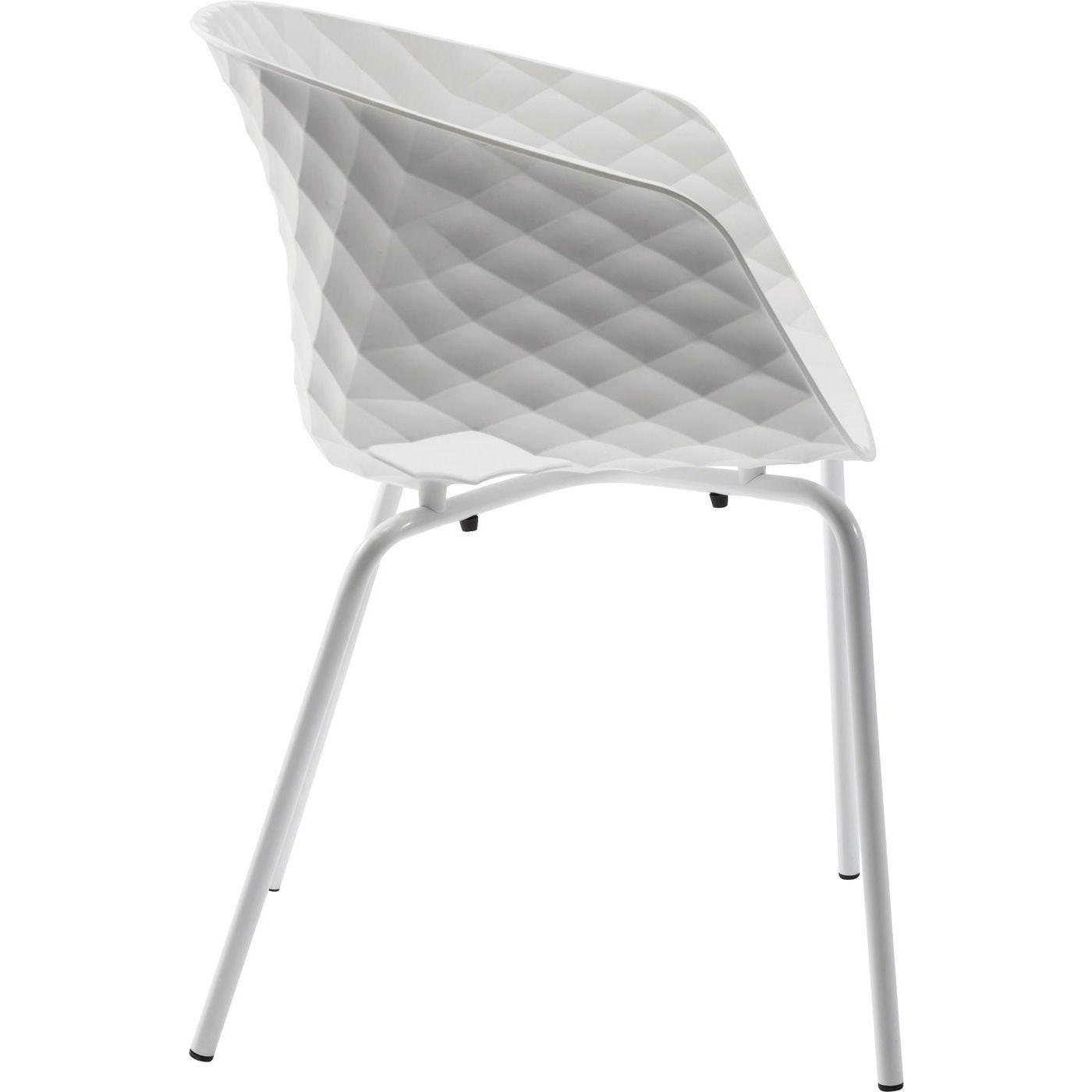 stuhl mit armlehne radar bubble wei stuhl mit armlehne st hle und kare design