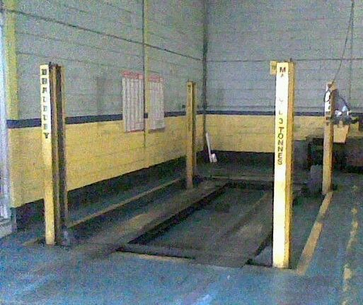 Bradbury 40 Series 3 Tonne Class 4 Mot Car Lift Ramp Garage Shop Plans Car Lifts 4 Post Lift