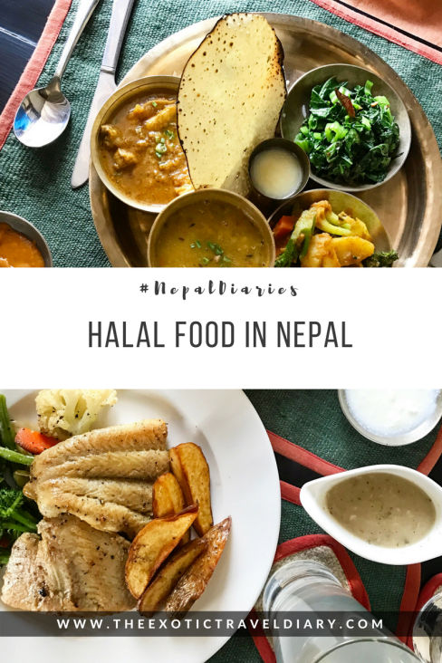 Muslim Food Troubles What To Eat In Nepal Halal Recipes Food Eat