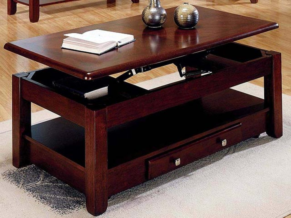 15 beautiful lift top coffee tables you