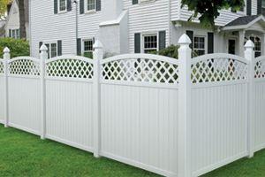 Vinyl Fencing Garden Love Pinterest Fences Fence