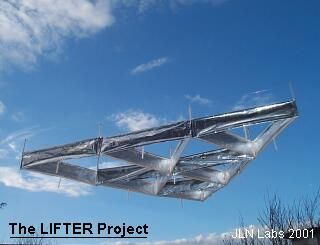 The Lifters Experiments home page by Jean-Louis Naudin | ion