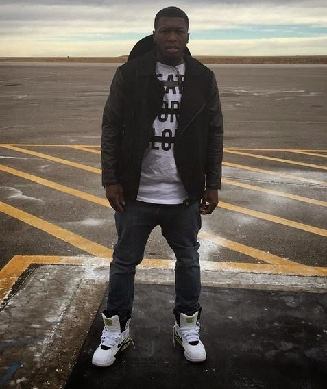 Celeb Sneaker Game  Nate Robinson Wearing Nike Air Command Force  Bill. 2d236919db