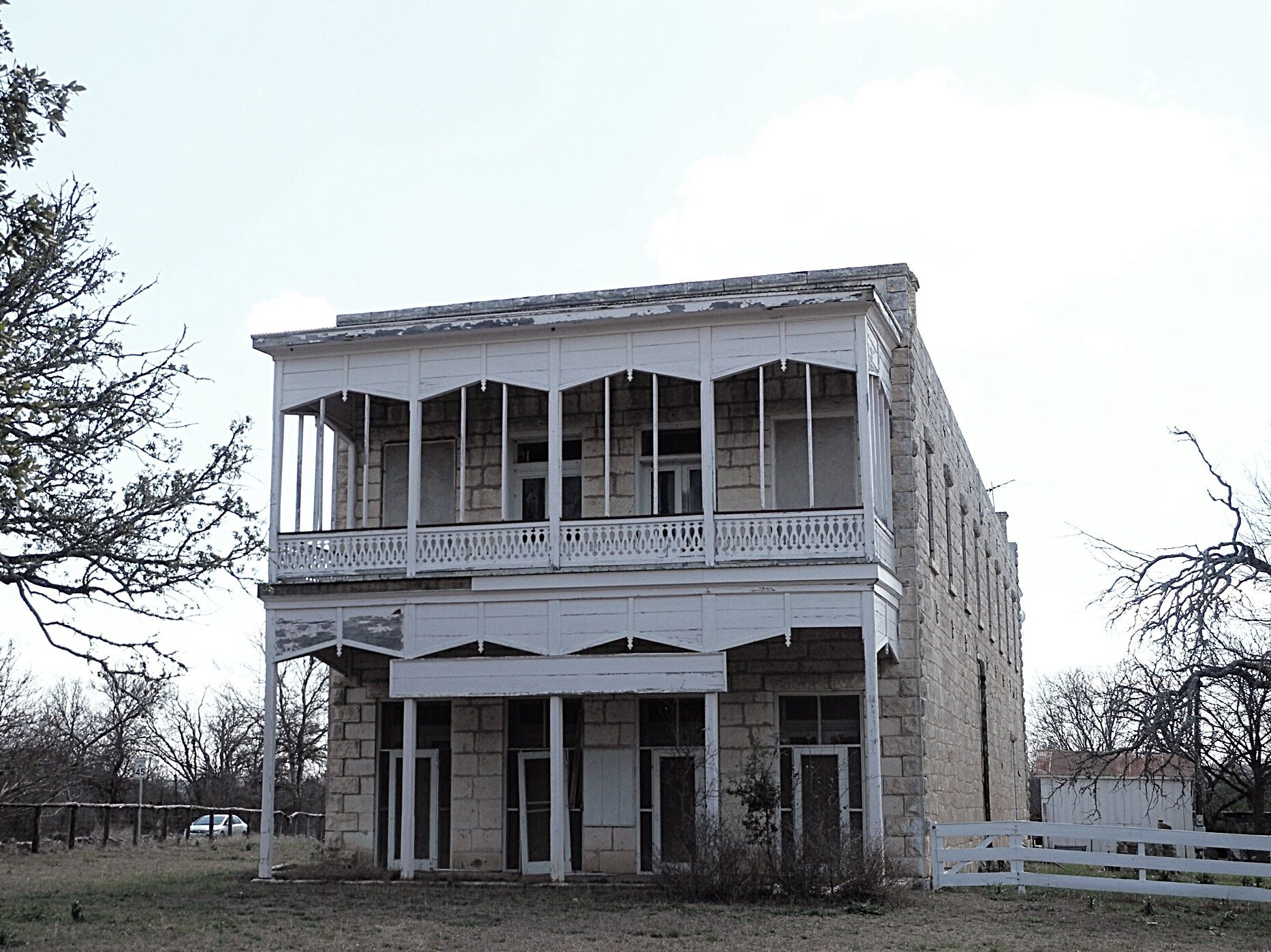 Texas Hill Country Ghost Towns