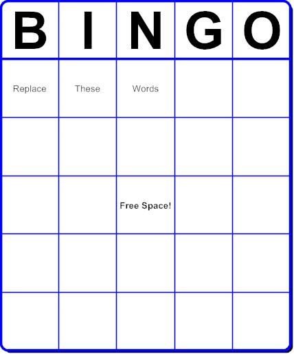 Edubakery Com Super Bingo Card Maker Bingo Card Maker Bingo Card Template Bingo Cards