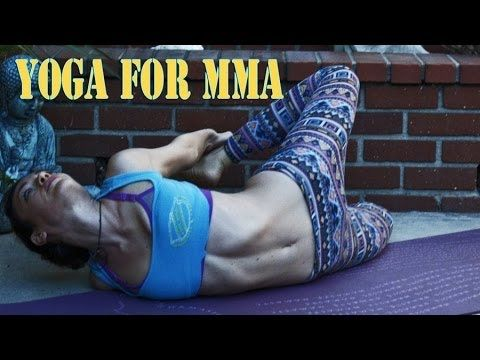 """Mind is Everything"" YOGA for MMA Preview"