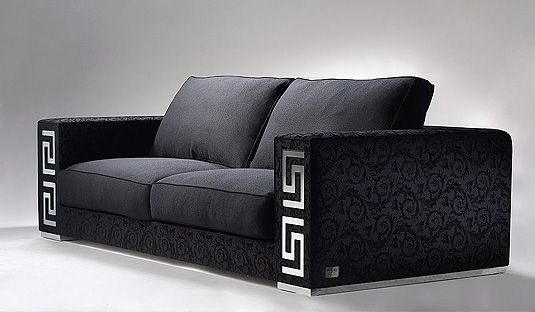 Versace sofa furniture pinterest versace funky Versace sofa