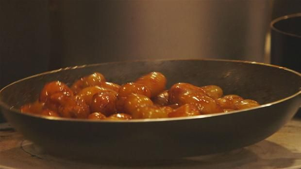 Sukkerbrunede Kartofler Drdkmad For The Love Of Food