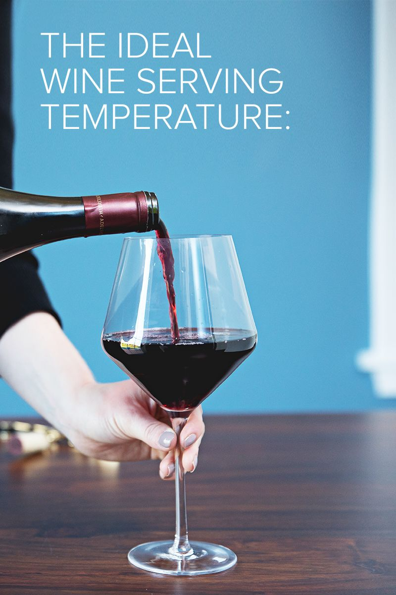 You are probably drinking your red wine too warm and your white wine too cold. Find out the optimal serving temperature for your favorite varietal. & Youu0027re Drinking Your Red Too Warm: A Wine Storage and Serving ...