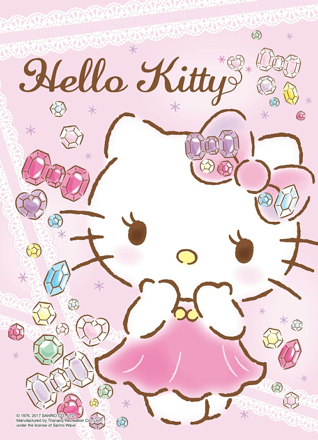 Source Jigsawthailand Hello Kitty Wallpaper Hello Kitty