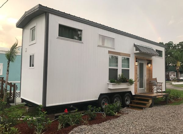 Tiny House Airbnb In Orlando Florida Airbnbs We Ve
